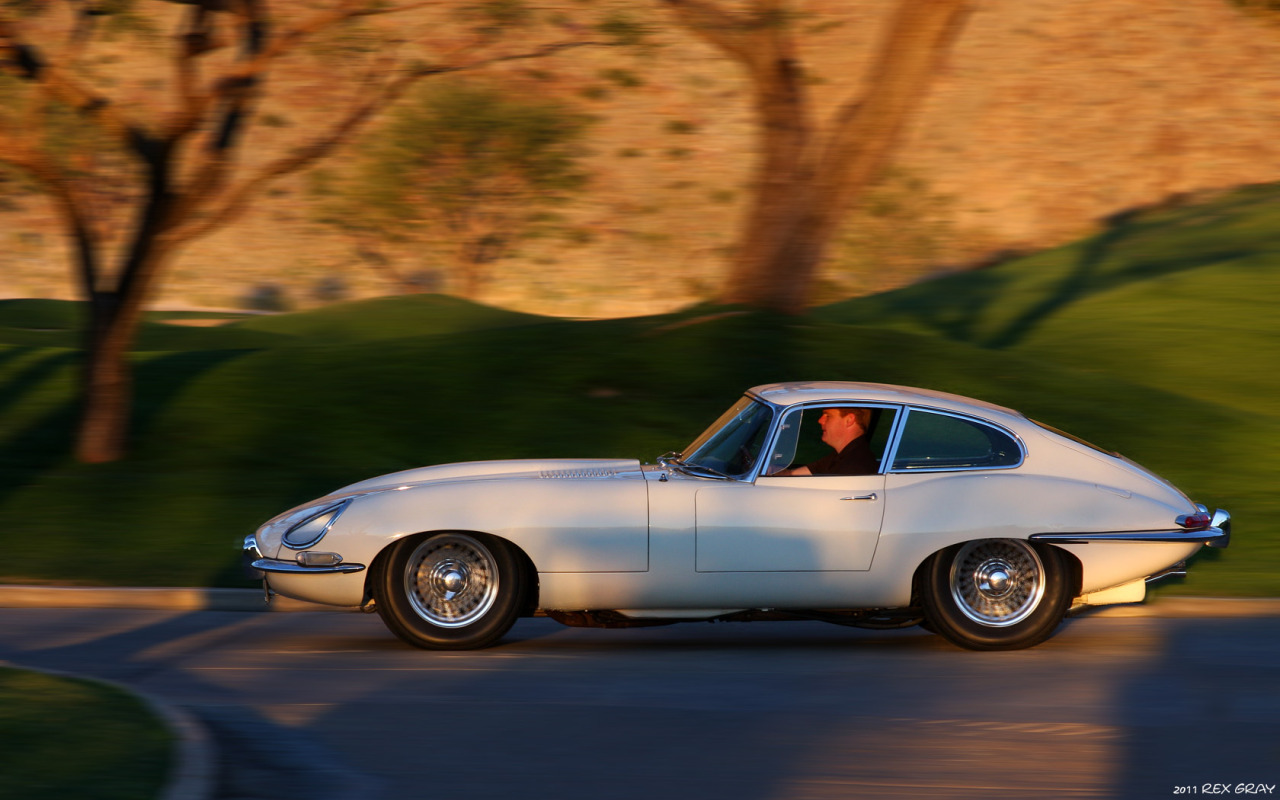 1963 Jaguar E Type