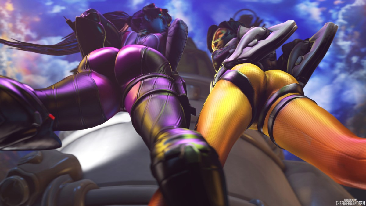 Tracer and Widowmakers Behinds