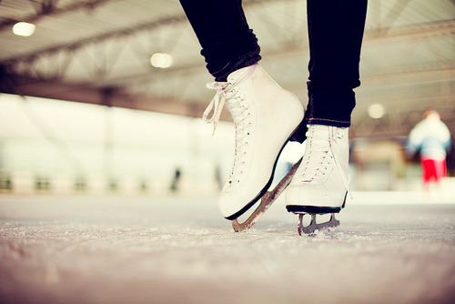 Image result for ice skating tumblr