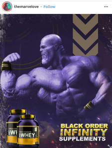 Thicc Thanos Tumblr