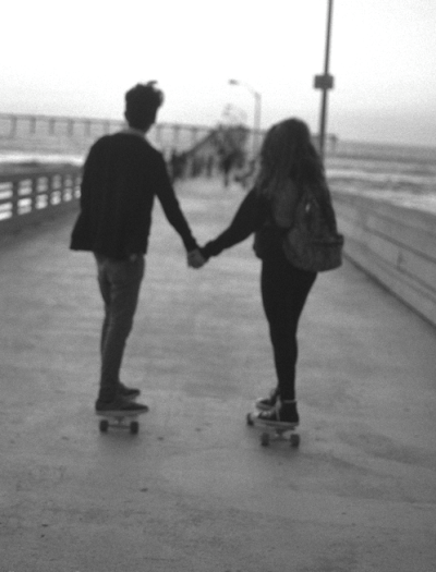 Tumblr Couplesskateboardingcouplescute Couples