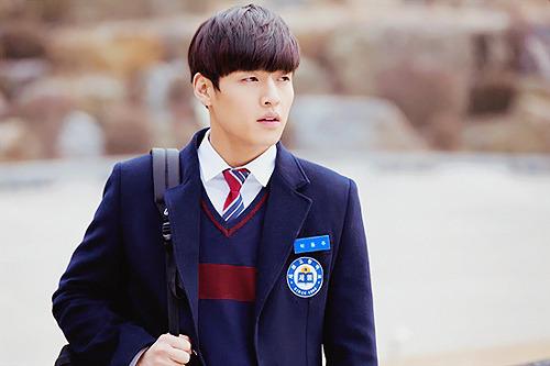"""Kang Ha Neul for """"Angel Eyes"""""""