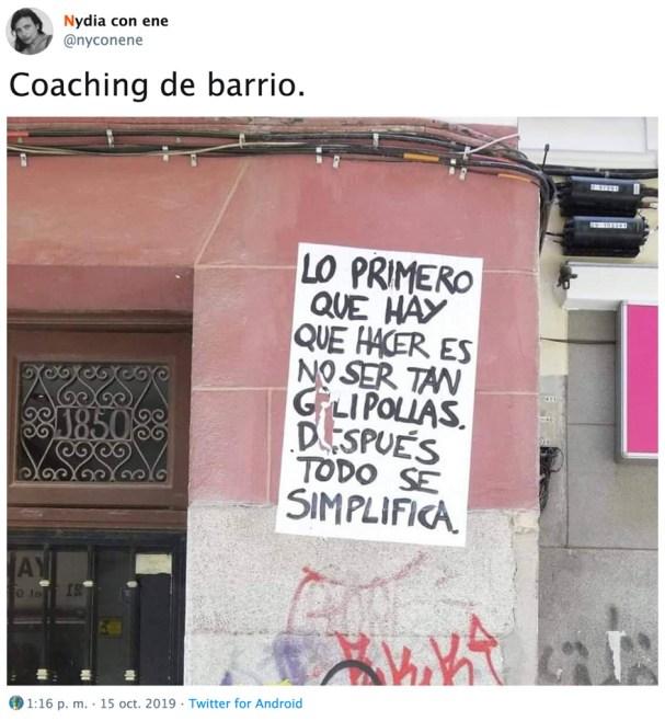 Coaching de barrio