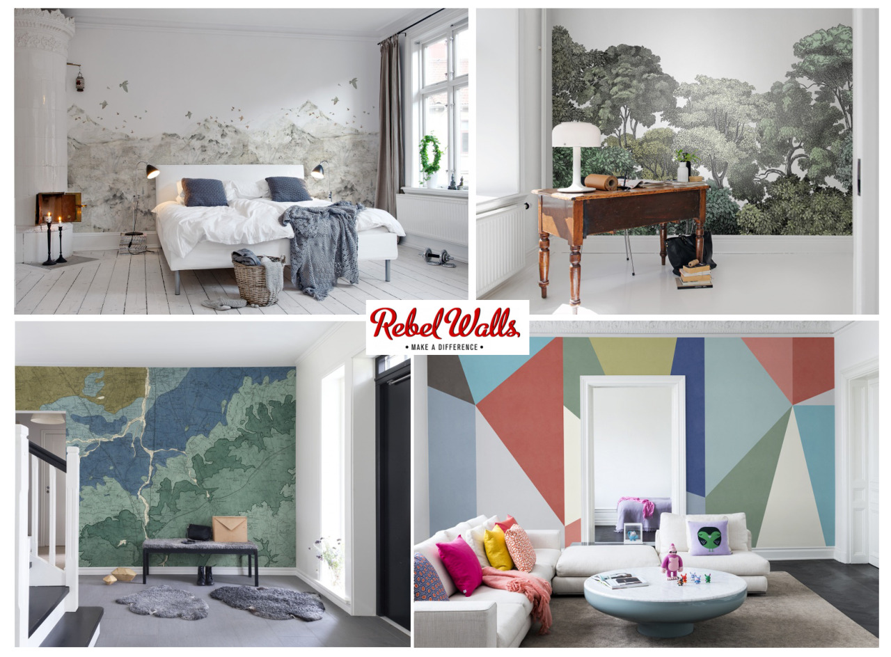 Yahoo Decor Contributors 5 Wallpaper Designers You Need To Know Now