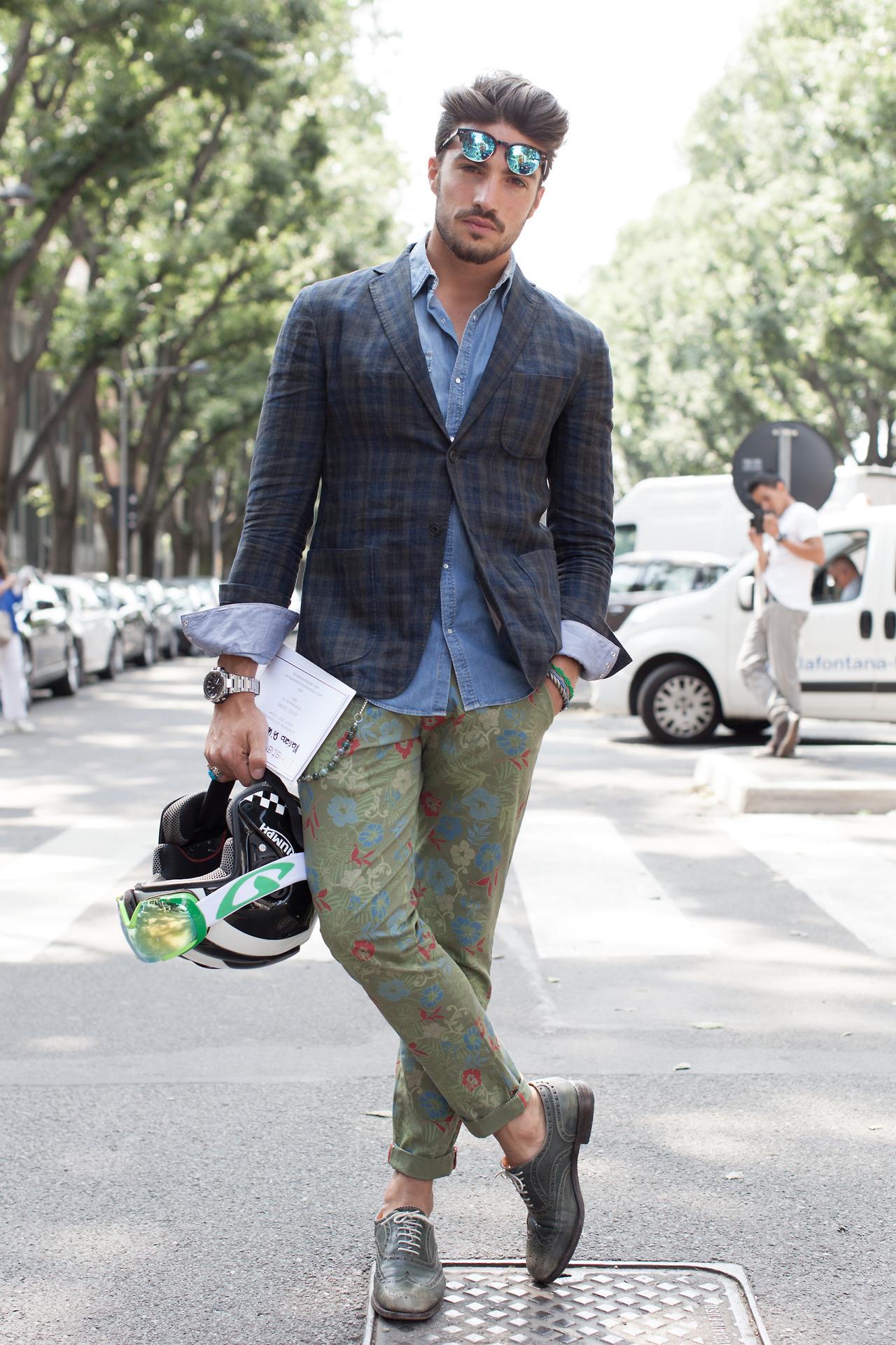 Style Icon Mariano Di Vaio Follow For More