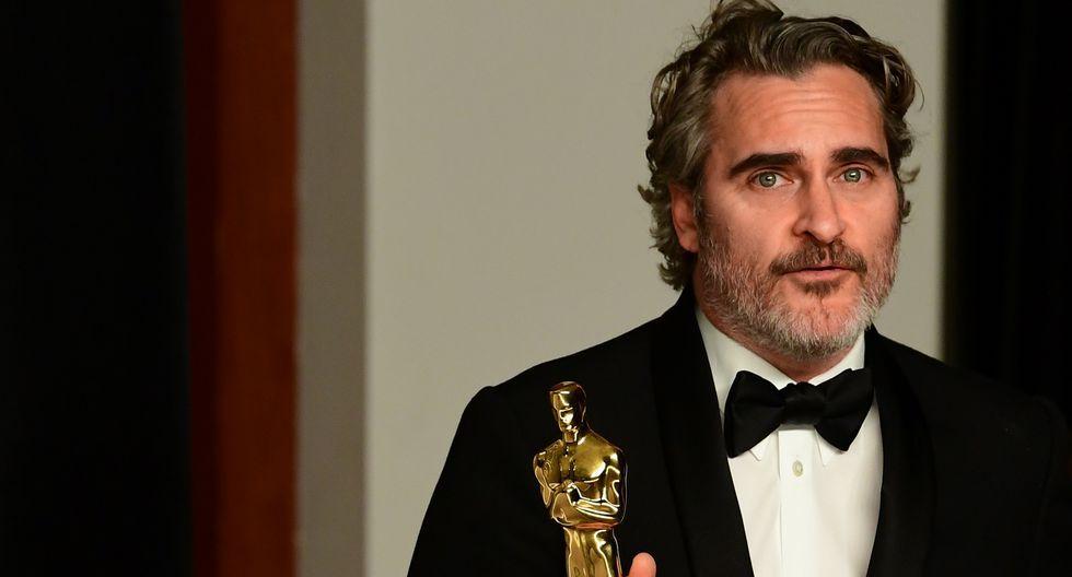 El discurso de Joaquin Phoenix en los Oscar del que todo el mundo habla