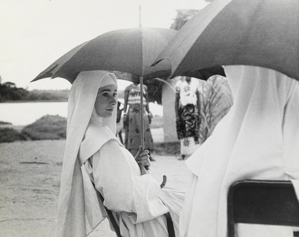 Audrey Hepburn As Sister Luke In The Nuns Story Directed