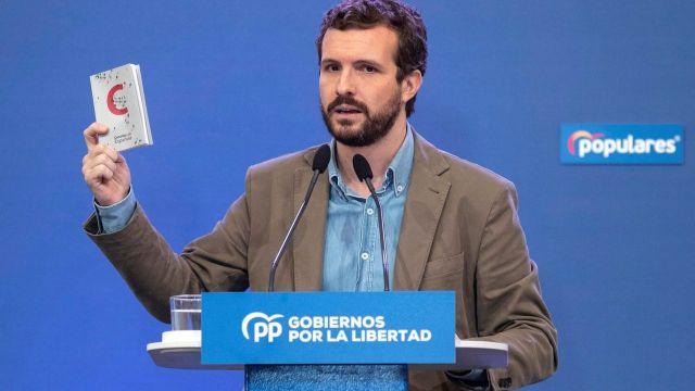 Vídeo |Pérez Royo, sobre Casado y el «Pin Parental»: «Ya Sabemos cómo hizo Derecho. Es un analfabeto jurídico»