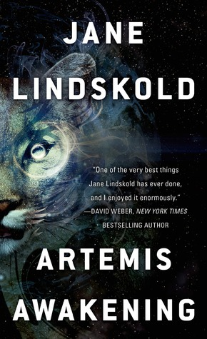 I'm more of a fantasy reader usually, which means that I absolutely LOVED Lindskold's Firekeeper series! However, when I learned that her newest series also had intelligent animal companions, I decided to give it a try. Turns out, Lindskold is just...