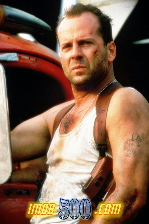 Aksiyon, Gerilim,İmdb Top List,Bruce Willis,John McClane,Bonnie Bedelia,Holly Gennaro McClane,Reginald VelJohnson,Sgt. Al Powell,Paul Gleason,Deputy Police Chief Dwayne T. Robinson,