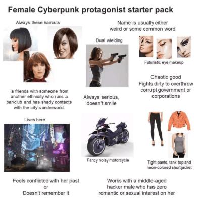 Cyberpunk 2077 Is The New Thanos Dank Meme On Me Me