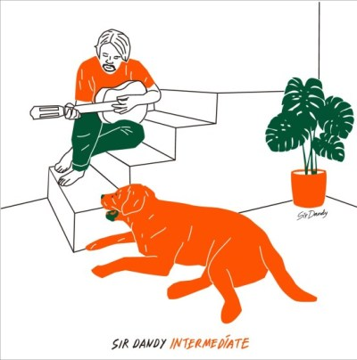 Sir Dandy merilis mini album Intermediate