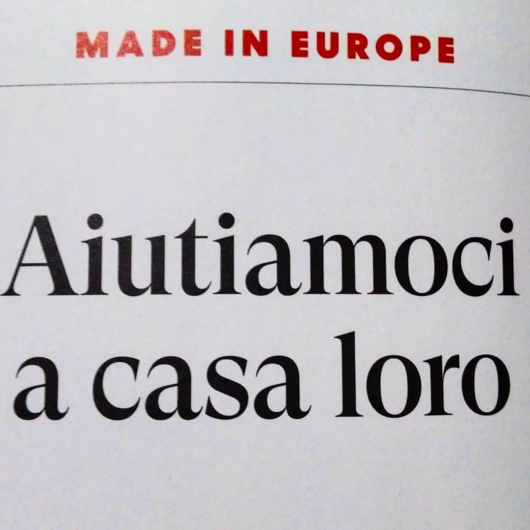 #rollingstone #rs @rollingstoneitalia @rollingstone #maiconsalvini #emma #emmabonino #radical #politics #politicallycorrect...