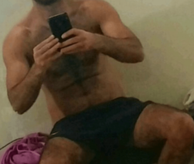 I Want To Be Dominated By A Sexy Sweaty Arab Guy At The Gym Grabbing