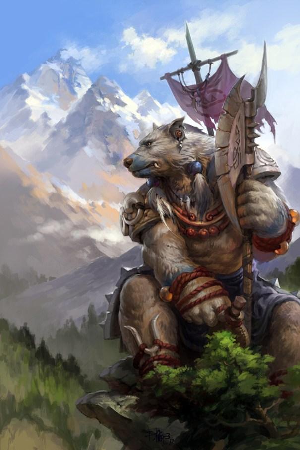 werebear – Fantasy