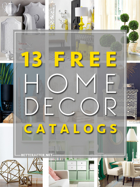 Home And Garden Decor Catalogs