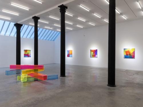 tumblr_pgg1e6aCxY1qfc4xho2_500 Barbara Kasten  Bortolami Gallery Contemporary