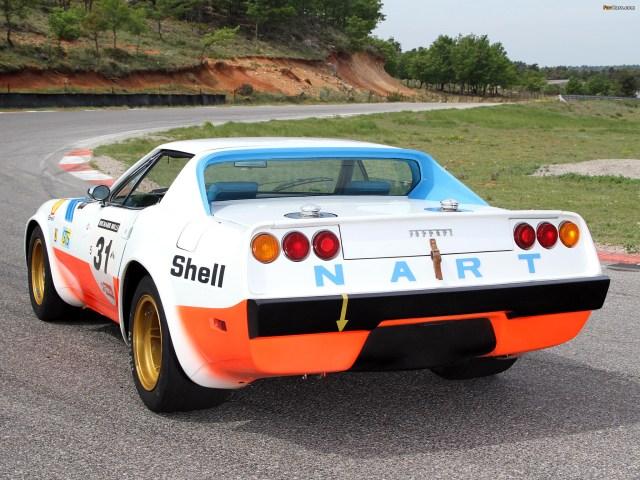 "derautofan: ""1972 Ferrari 365 GTB/4 NART Spyder (2048x1536) via http://autofan.xyz """