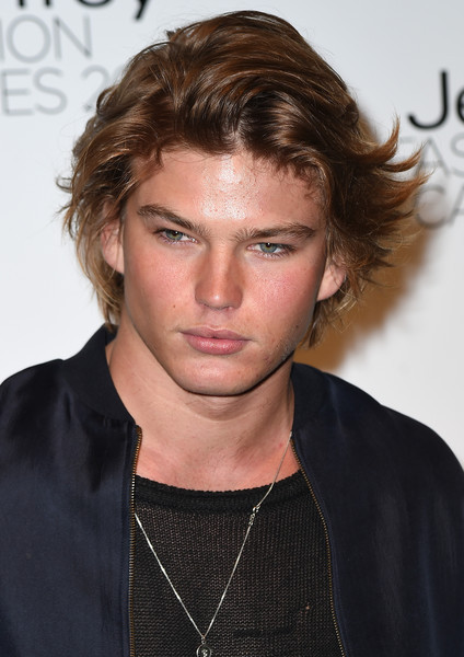 Classify Jordan Barrett Fey Australian Male Model