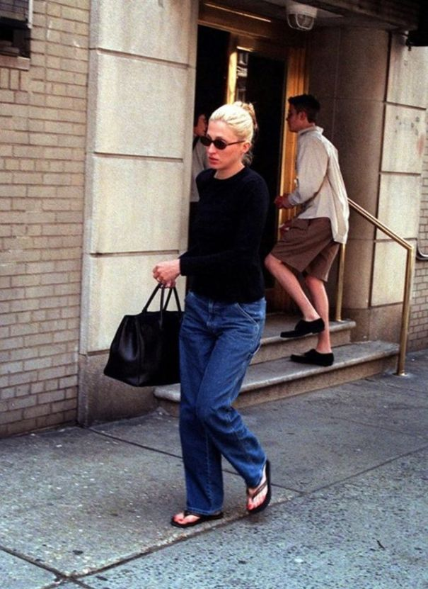 6bba6066445 Twenty years after her tragic death on July 16, 1999, Carolyn Bessette  Kennedy remains one of the most admired — and referenced — style icons of  the ...