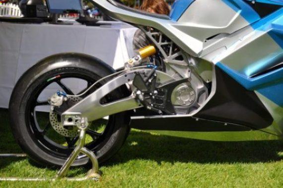 Lightning Motorcycle LS218 Strike