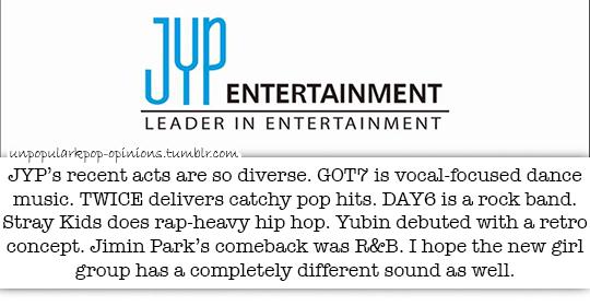 JYP – KPop Fan