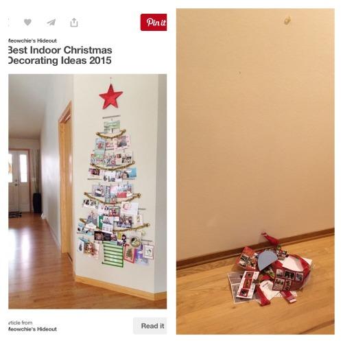 Pinterest fail…