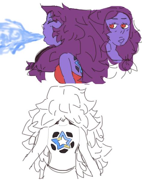 Opal Steven Universe X Reader