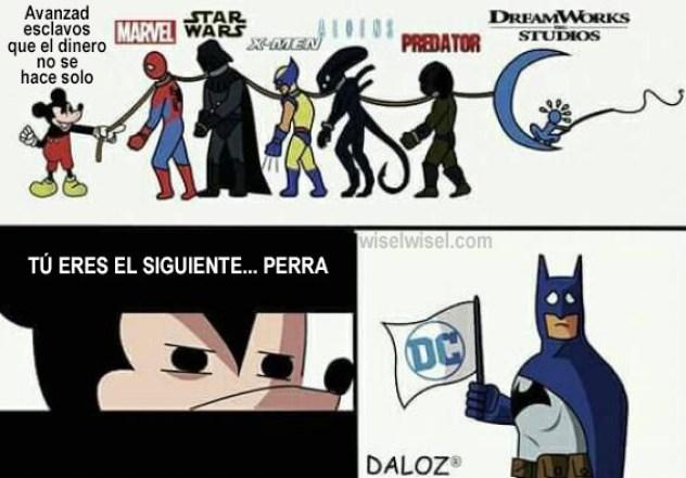 No podrán con Batman