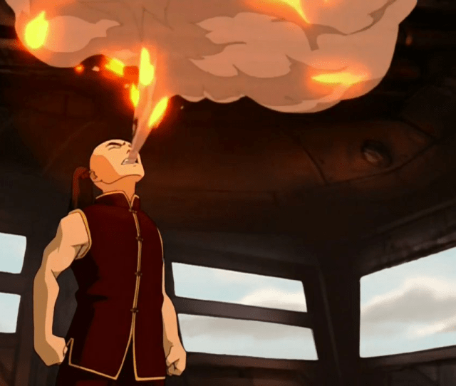 I Am Not Sure If Iroh Was Trying To Delay Zuko Intentionally In The Waterbending Scroll To Give Aang A Chance To Get Ahead His Uncharacteristically Snide