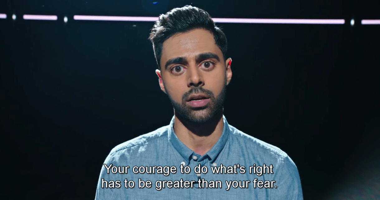 Image result for hasan minhaj homecoming king quotes