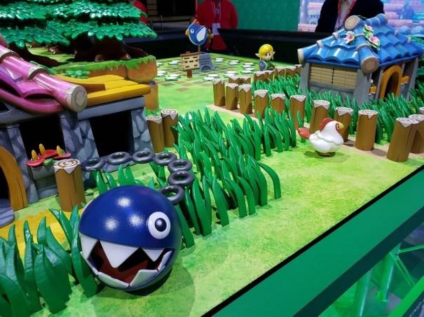 Link's Awakening Display at E3 😍 – Nostalgia