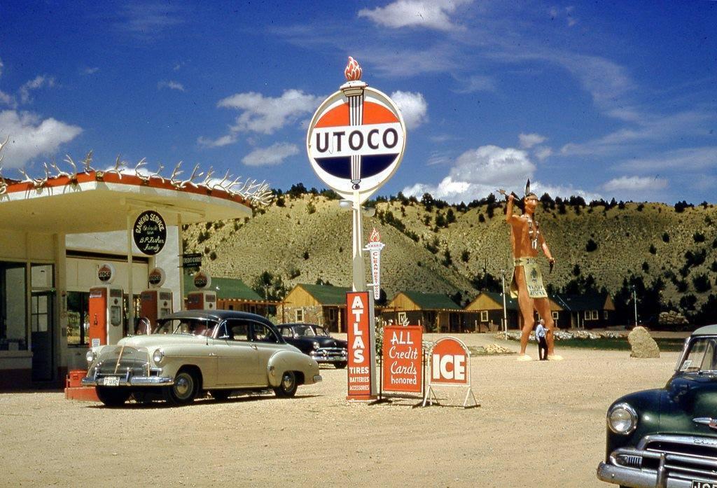 Utoco - Orderville, Utah U.S.A. - 1950s