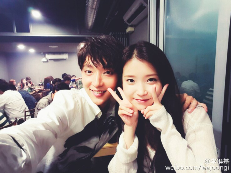 Image result for iu lee joon gi moon lovers
