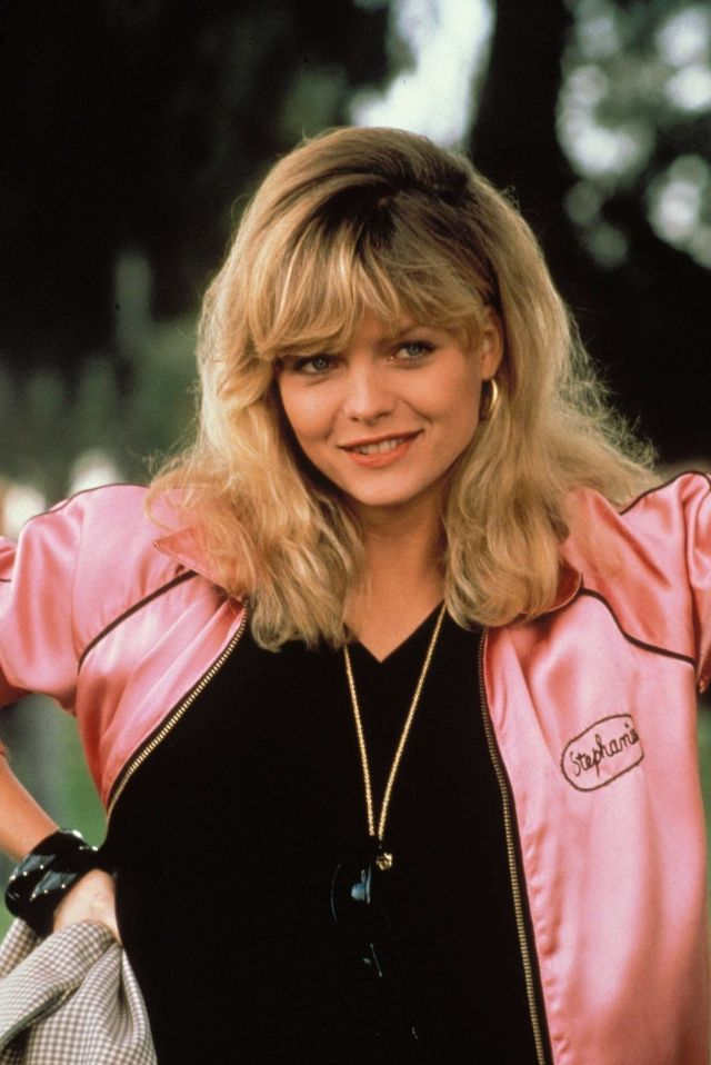 25 fascinating photographs of a young Michelle Pfeiffer in the