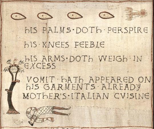 Tapestry Meme Tumblr