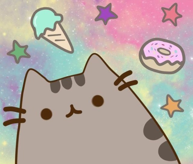 Here You Have A Pusheen Wallpaper