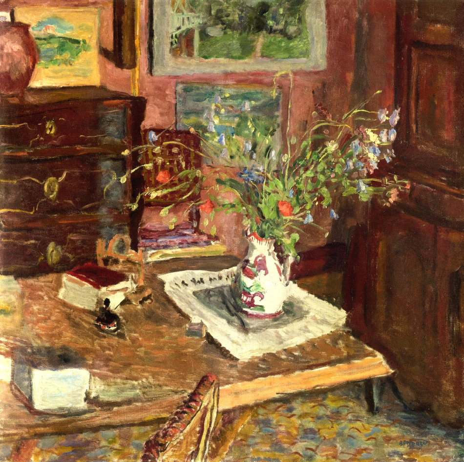 "dappledwithshadow: "" Pierre Bonnard (French, 1867-1947) """