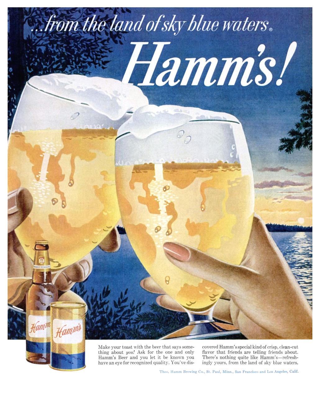 Hamm's - 1959