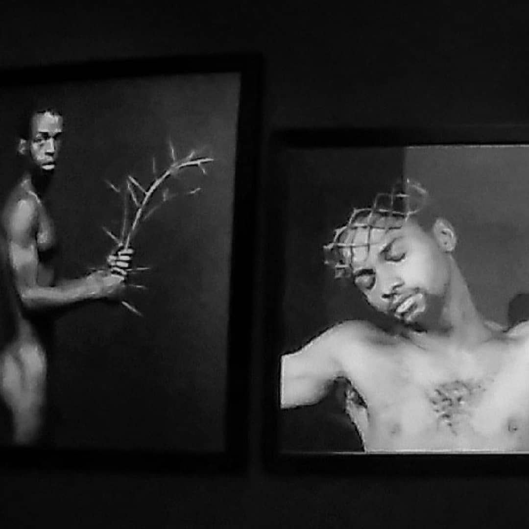 #mapplethorpe #madre #madrenapoli #art #people #portrait #photooftheday  #photography #museum #monochrome #exhibition #wear...