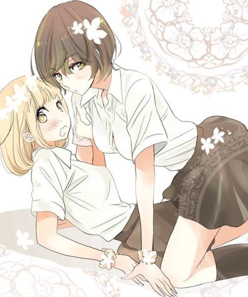 tumblr hentai yuri