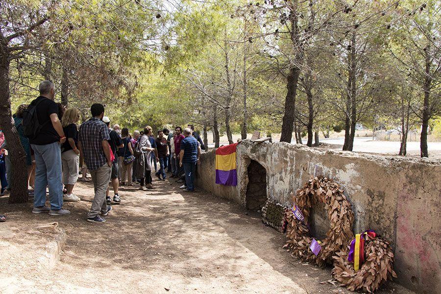 Reportaje | Paterna, El Paredón de España. Las huellas de la represión franquista