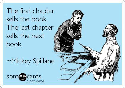 Image result for book chapter someecards