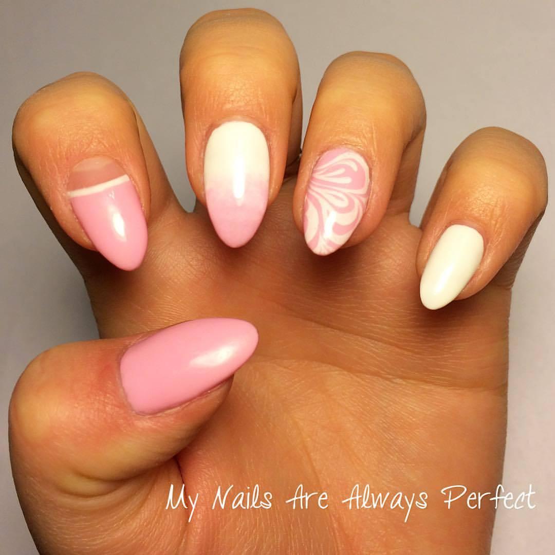 My Nails Are Always Perfect Pazurki Paznokcie Pastelove