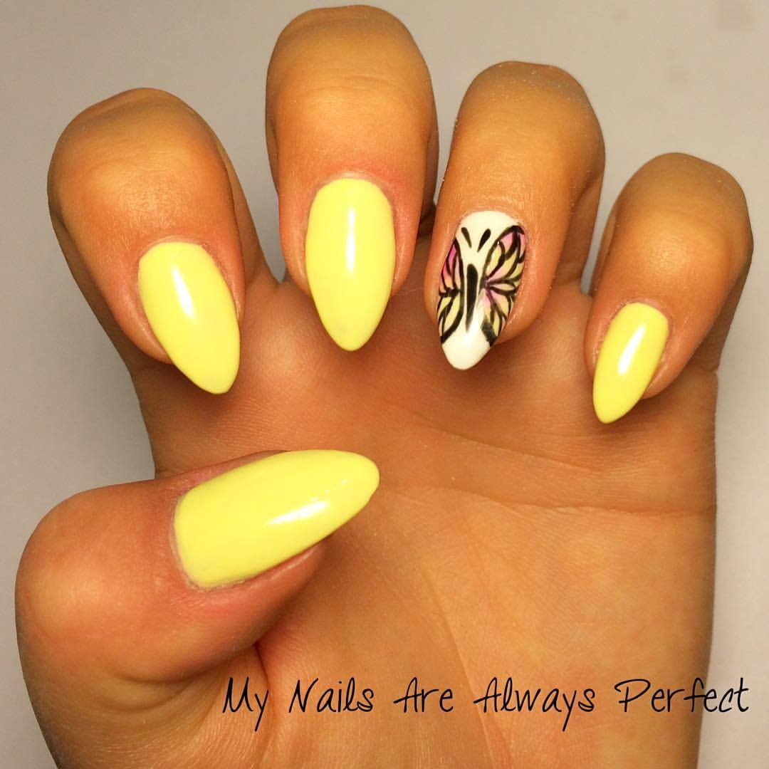 My Nails Are Always Perfect Summer Time Paznokcie