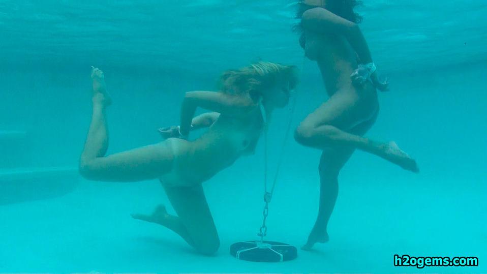 underwater bondage tumblr