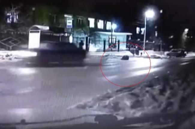 В Оренбурге разыскивают водителя, сбившего 21-летнюю девушку (18+)