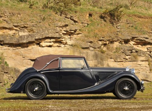 ": "" Jaguar 1945 """