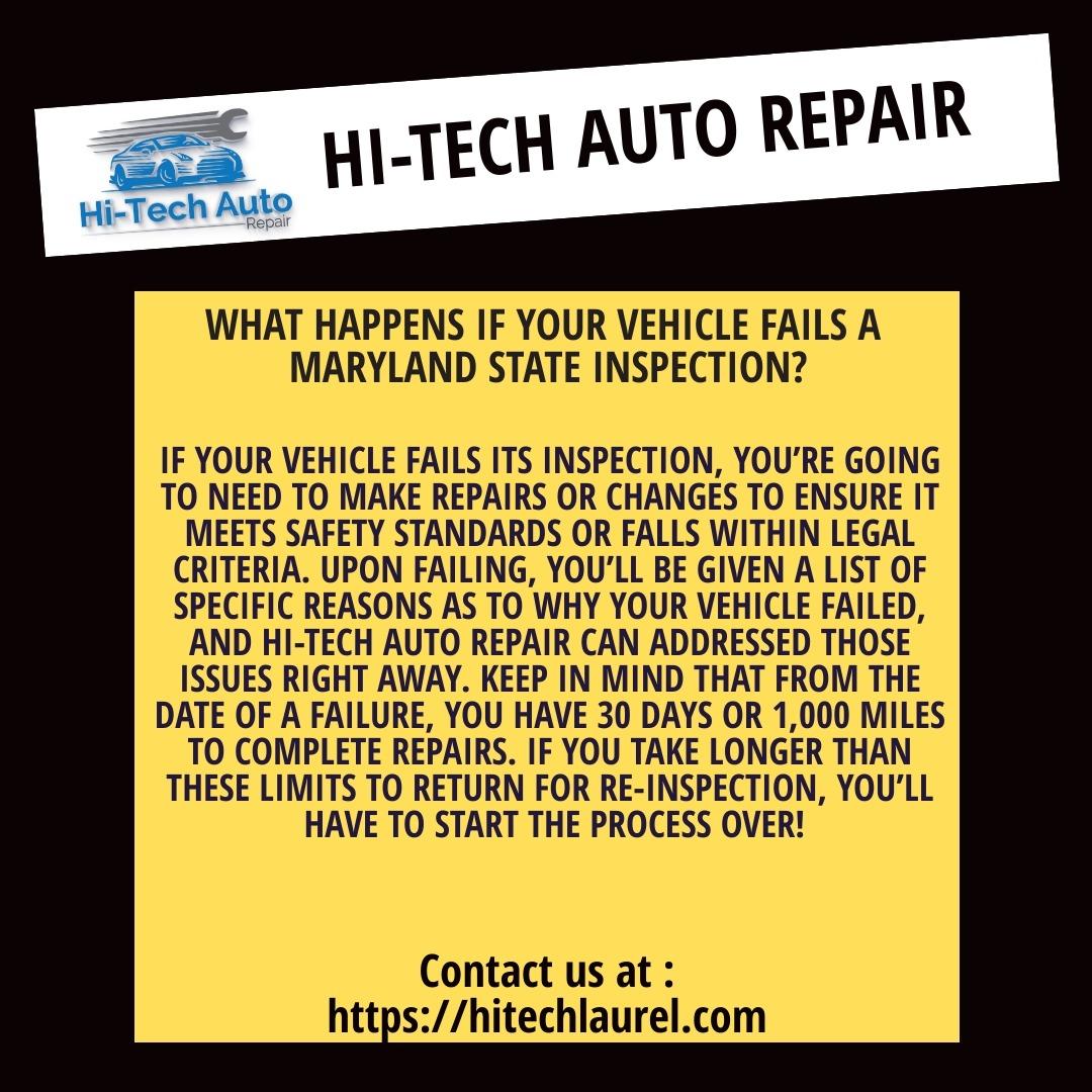 Hi Tech Auto Repair