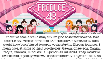 I see everyone saying how much Kwon Eunbi look… – KPop Fan